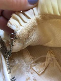 dress 1 inside detail
